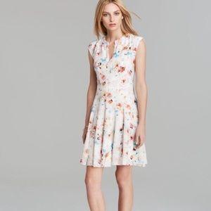 Rebecca Taylor Floral Dress 👗 size 4